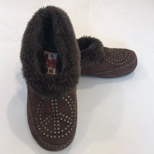 Lucky Brand Moccasins size 7